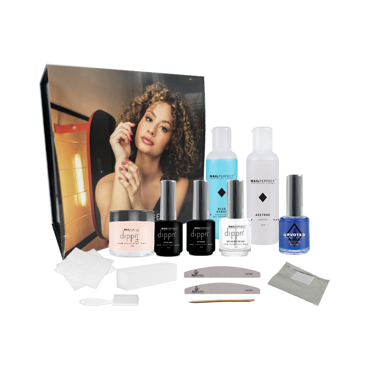 Nail Perfect Dippn' Get started kit