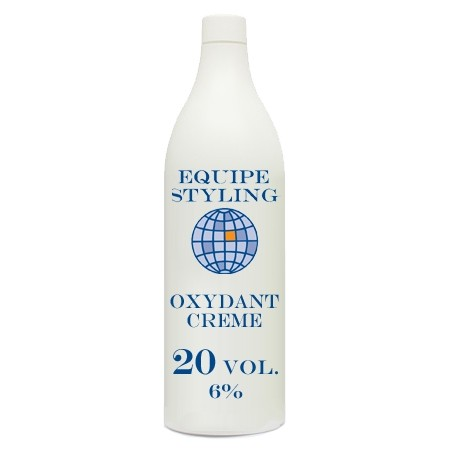 Equipe Styling Oxydant crème 6% (20 vol.) 1liter