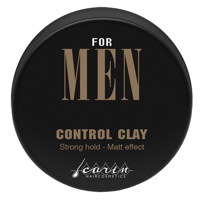 Carin For Men Control Clay