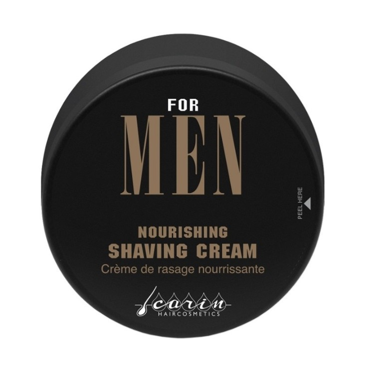 Carin For Men Nourishing Scheercreme