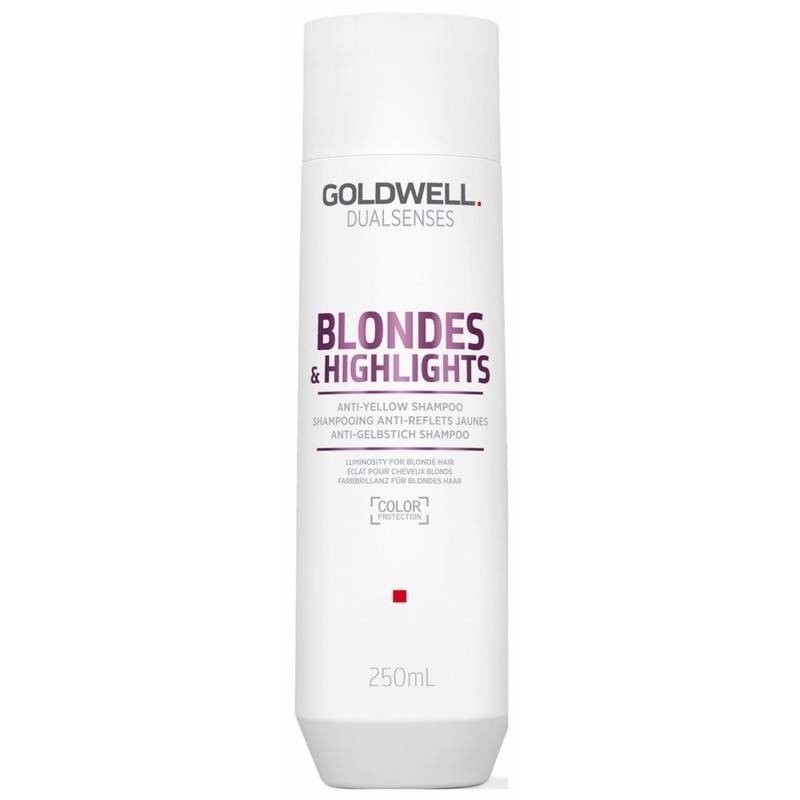 Goldwell DS Blondes & Highlights Anti-Yellow Shampoo