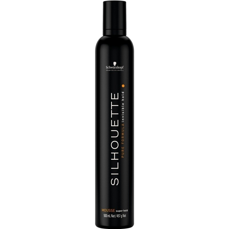 Schwarzkopf Silhouette Super Hold Mousse 500 ml