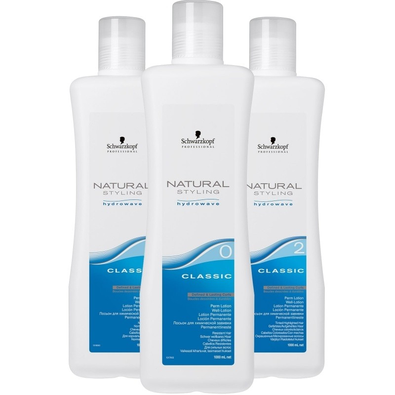 Schwarzkopf Natural Styling Classic Lotion 0 permanentlotion