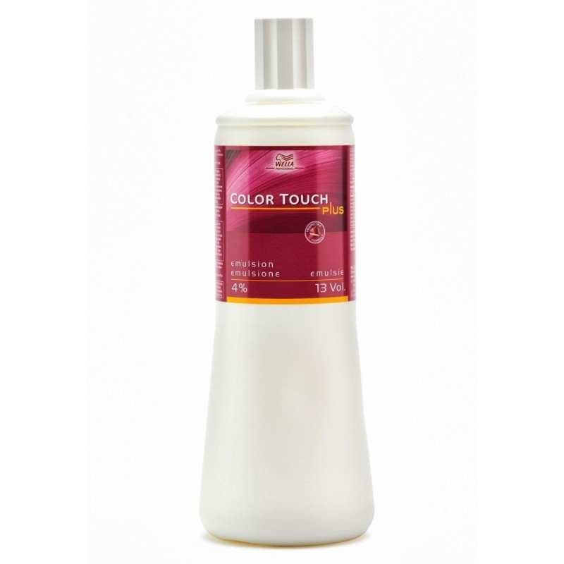 Wella Color Touch Emulsion 4% Plus