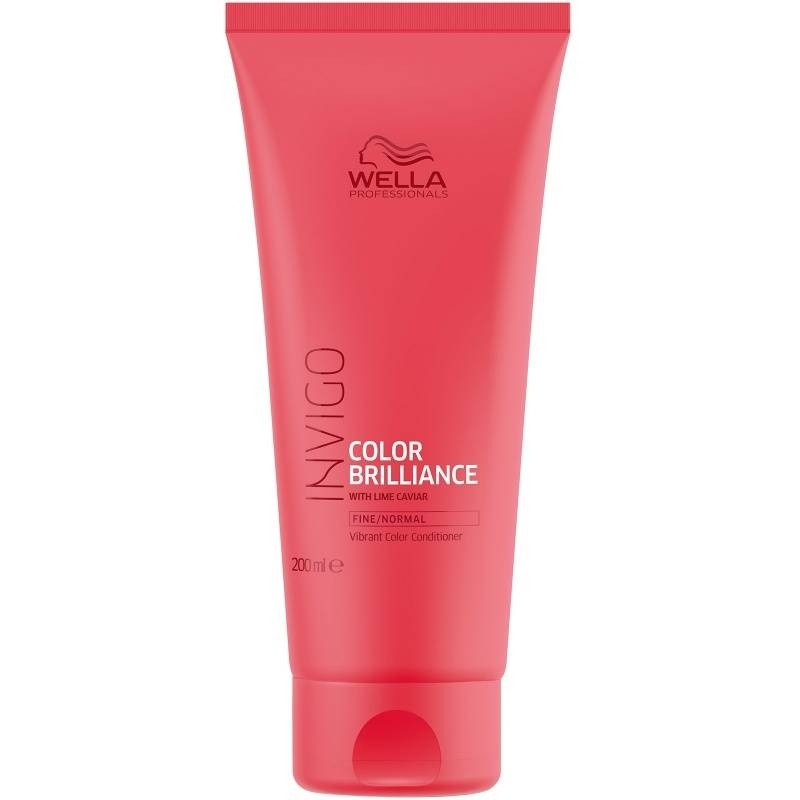Wella Brilliance Conditioner Normaal / Fijn haar