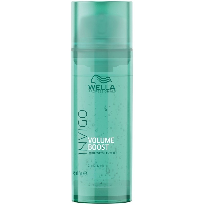 Wella Volume Boost Crystal Mask 145ml