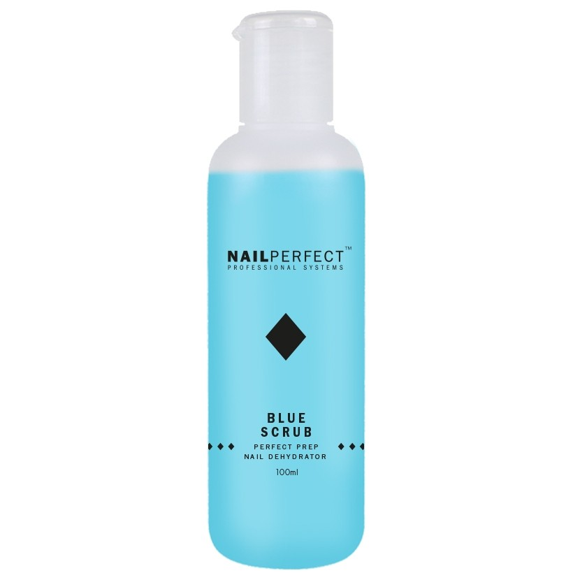 Nail Perfect Blue Scrub 60ml